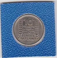10 Francs Frankreich 1947 Freiheit Liberty France