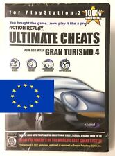 PS2 Action Replay ULTIMATE CHEATS for Gran Turismo 4 (PAL)