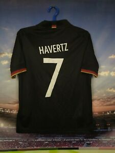 Havertz Germany Jersey 2020 Away Kids Boys 11-12 Shirt Adidas EH6114