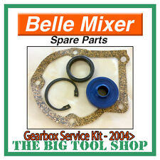 SERVICE KIT BELLE MIXER GEARBOX OCT '04 ONWARDS *1ST CLASS POST* OIL SEAL GASKET