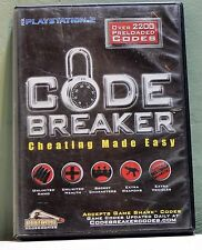 Code Breaker PS2 Cheats For Your PS2 Games Over 2200 Preloaded Codes