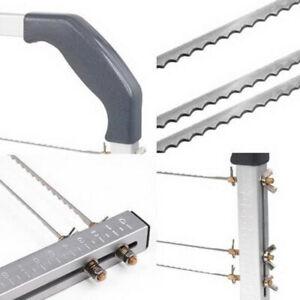 DIY Baking Stainless Steel Tools Kitchen Leveler 3 Bars Accessories Cake Slicer*
