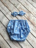 Blue Stars Colour Baby Boy 1st Birthday Cake Smash Prop Outfit Handmade