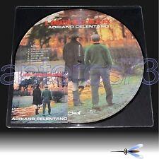 """ADRIANO CELENTANO """"IL RAGAZZO DELLA VIA GLUCK"""" LP PICTURE DISC 2012 LIMITED"""