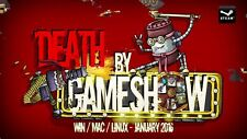 Death by Game Show Win Mac Linux PC Digital STEAM CD KEY Strategy Action Funny