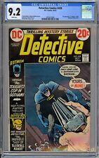 Detective Comics #428 CGC 9.2 NM- Wp 1st Shotgun Smith App DC Comics 1972 Batman