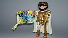 Playmobil Roma Emperador Legionario Romano con Accesorios, Romanos Custom, Cesar
