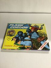 Flash Gordon Three Against Ming Oversized HC Hardcover B19