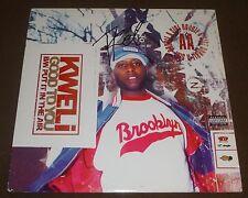TALIB KWELI SIGNED GOOD TO YOU B/W PUT IT IN THE AIR LP SINGLE RECORD ALBUM