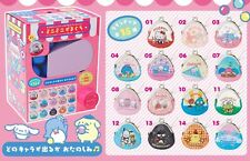 HOT Sanrio Japan Kitty Freshpunch Gashapon Machine Mini Coin Bag