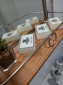 Luxury Designer Bath Soap Bars x 3 - Creed