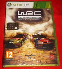 WRC 1 FIA WORLD RALLY CHAMPIONSHIP XBOX 360 Versione Italiana 1ª Edizione NUOVO