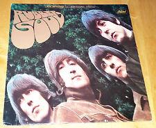The Beatles:'Rubber Soul' vinyl Stereo-CANADA-EMI-Capitol label purple #SW-2442