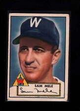 1952 TOPPS #94 SAM MELE VG-EX F3031