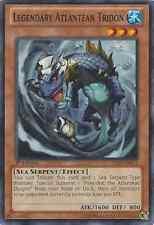 3 x Legendary Atlantean Tridon (LTGY-EN033) - Common - Near Mint - 1st Edition