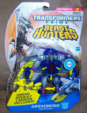 Transformers Prime Beast Hunters Dreadwing UNITED IDW GENERATIONS CLASSICS MISB