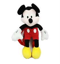 """NWT Disney Mickey Mouse Clubhouse Plush Bag / Backpack 16""""-Licensed Goods"""