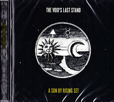 The Void 's Last Stand a Sun by Rising Set CD NUOVO OVP/SEALED