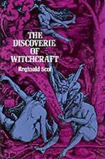 NEW The Discoverie of Witchcraft (Dover Occult) by Reginald Scot