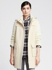 BANANA REPUBLIC Heritage Swater-Sleeve Duffle Coat BNWT Size M COCOON
