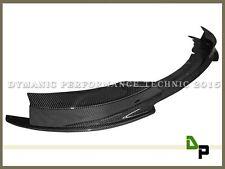 Peformance Style Carbon Front Lip For BMW F20/F21 118i 120i 125i M-Sport 12-14