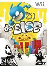 Nintendo Wii : De Blob VideoGames