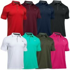 Under Armour UA Tech Men's Golf Polo Shirt - NEW - FREE SHIPPING - 1290140+