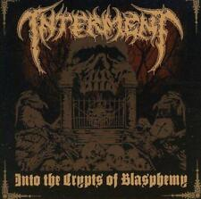 Interment - Into The Crypts Of Blasphemy (NEW CD)