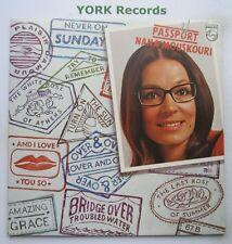 NANA MOUSKOURI - Passport - Excellent Condition LP Record Philips 9101 061