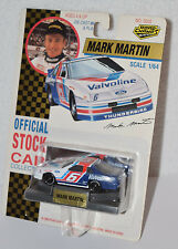 Mark Martin Valvoline #6 Road Champs 1992 Official Stock Car Collection 1/64