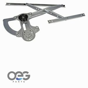 New Window Regulator For Ford F-450 Super Duty 99-12 Front Left 6C3Z2523201AA