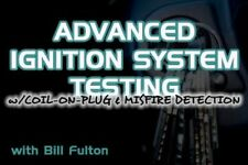 Ignition System Testing w/Coil-on-Plug & Misfire Detection / DVD / Manual/54