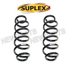 Audi A6 A6 Quattro Standard Pair Set of Left & Right Front Coil Springs Suplex