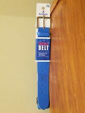 "Academy Youth Adjustable Baseball Belt Light Blue 18-34"""