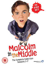 Malcolm in the Middle: The Complete Collection DVD (2013) Frankie Muniz cert 12
