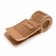 Single Pen Clip Holder for Notebooks - Ideal For Doctors / Nurses - Rose Gold