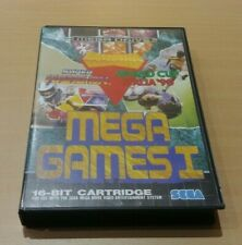 Mega Games I (Columns, Super Hang On, World Cup Italia) [Sega Mega Drive, 1992]