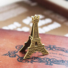 Sale Paris Eiffel Tower message holder business card holder clip desk organizer