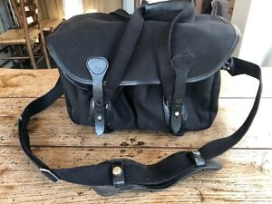 Billingham Black Camera Bag - Medium Sized