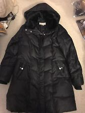 Michael Kors Long Hooded Winter Coat-Small