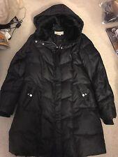 Michael Kors Long Hooded Winter Coat