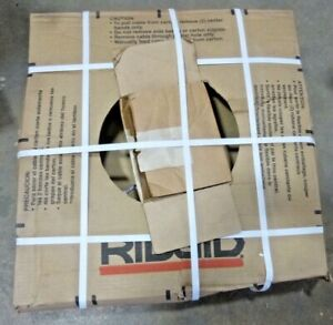 NEW RIDGID  C-24 IC KIT with Tools 5/8 x 100 Cable 47042 WITH TOOL ATTATCHMENTS