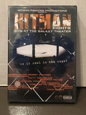Hitman Fights: Live at the Galaxy Theater (DVD, 2003) New/Sealed