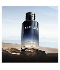 Sauvage by Christian Dior Eau De Parfum Spray 6.8 oz for Men NEW In Tester BOX