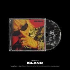 K-POP ASH ISLAND  2nd Album [ISLAND] CD + Booklet Sealed