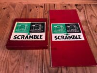 Very Rare 1955 Chad Valley Scramble Board Game - 100% Complete
