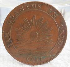 jeton comitia burgundiae IAM Quantus in ortu 1713 état bourgogne