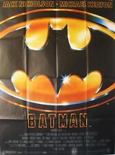 BATMAN 1989 TIM BURTON 47x63