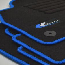 Mattenprofis Velours Edition blau Fußmatten VW Golf 5 V ab Bj.2003 - 2008 ru Bef