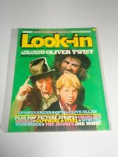 LOOK-IN BRITISH WEEKLY MAGAZINE #10 1ST MARCH 1980 ABBA CHARLIES ANGELS